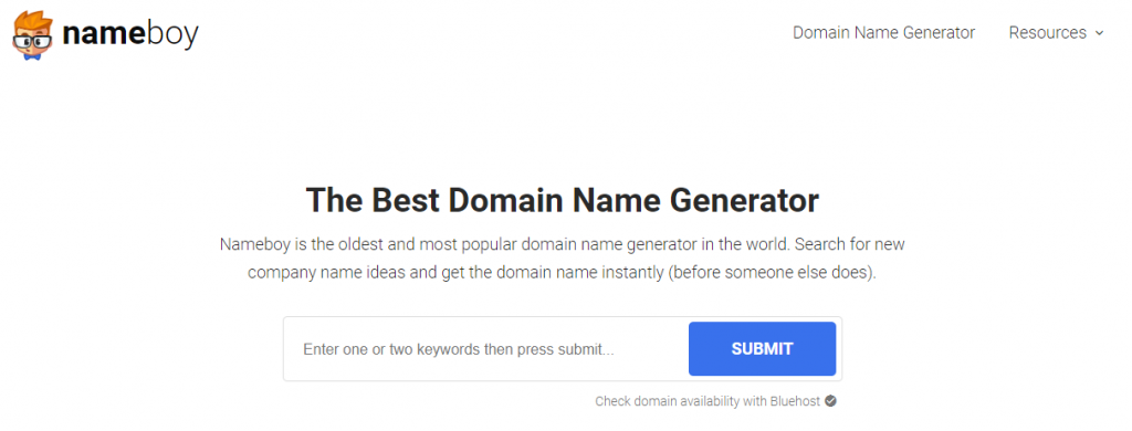 10 Best Free Blog Name Generators For Brand Ideas