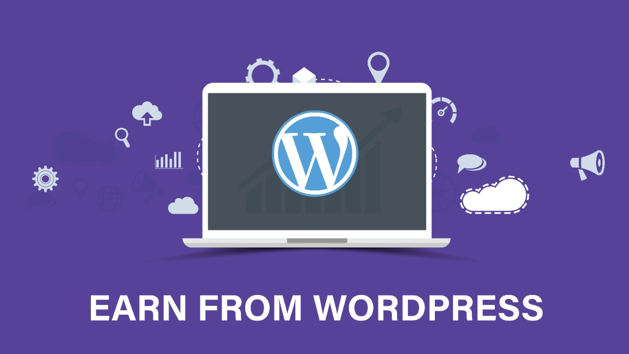 earn from wordpress