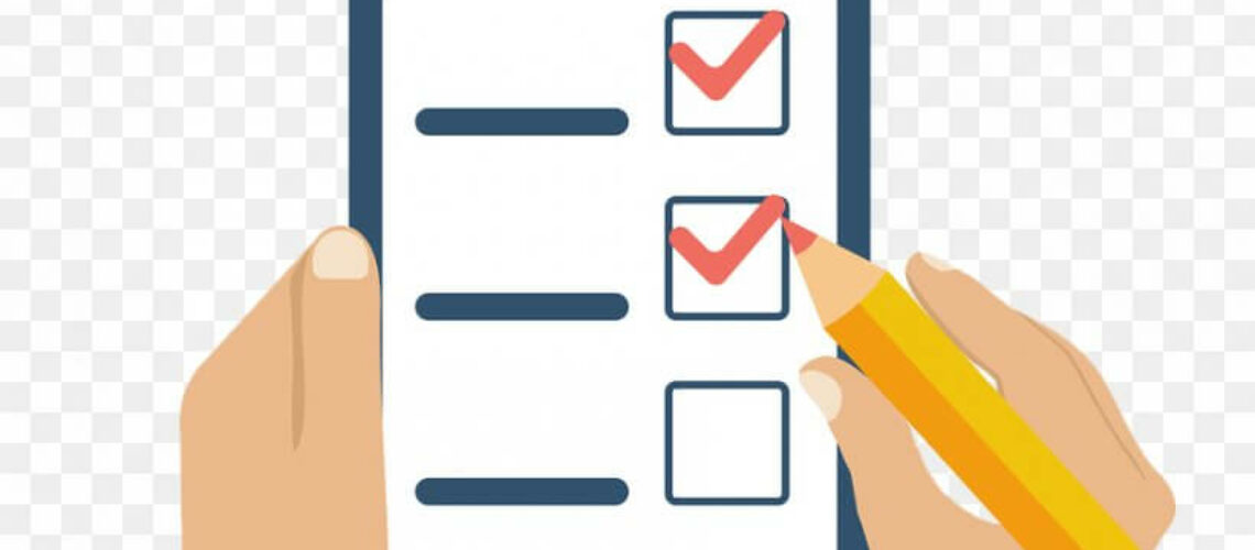 website launch checklist 2020